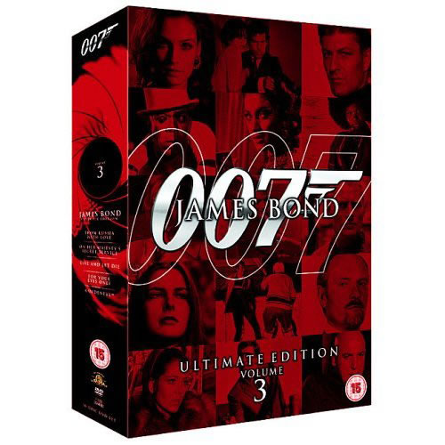 James Bond Box Sets - ...
