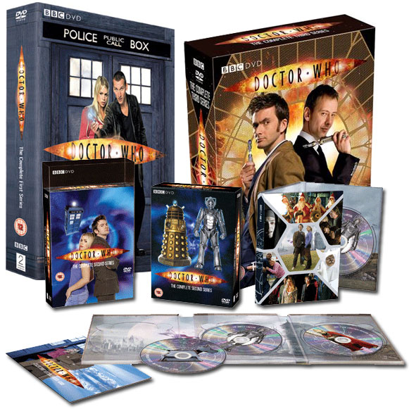 companions doctor who. Doctor Who Series 3 DVD:David