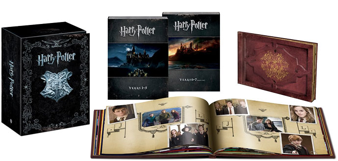 compare prices for the harry potter complete 18 film