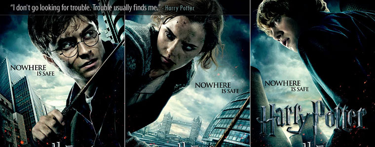Harry potter film release