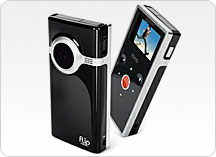 Flip Mino HD and Ultra HD Camcorders