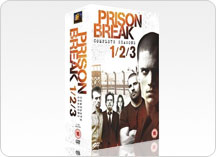 Prison Break Series 1-3 Box Set