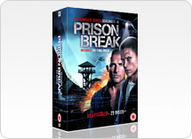 Prison Break Complete Series