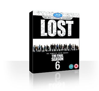 The final installment of Lost on blu-ray completes the high definition
