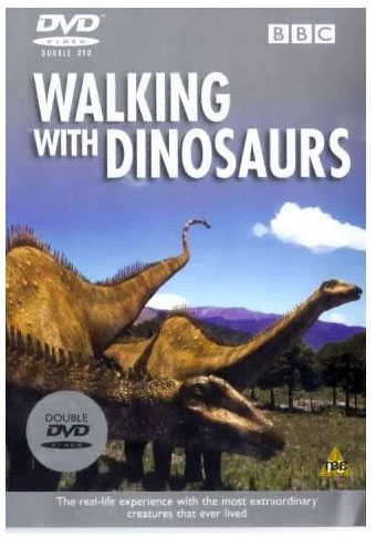Documentary / Real Life : Walking With Dinosaurs (2 Discs) - £6.99