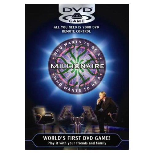 Who Wants To Be A Millionaire Interactive DVD Game