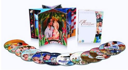 The Rodgers & Hammerstein Collection (The Sound Of Music / The King And I / Oklahoma! / South Pacific / State Fair / Carousel)