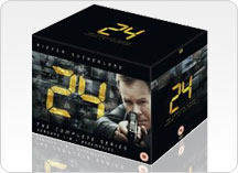 24 Season 1-8 Box Set