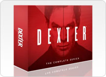 Dexter Complete DVD Collection