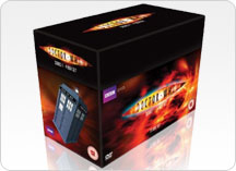 Doctor Who Box Sets