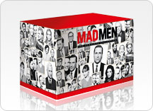 Mad Men DVD Box Set